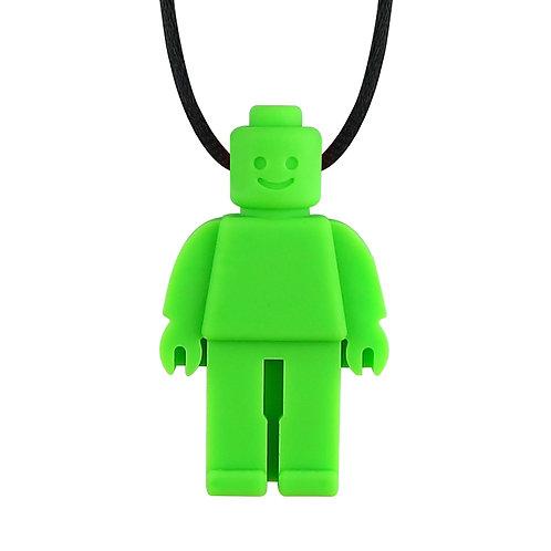 Collier bonhomme LEGO