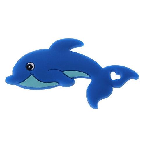 Magnifique dauphin bleu