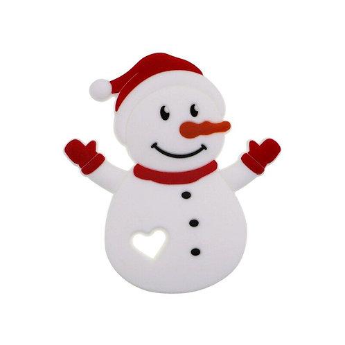 Collier bonhomme de neige