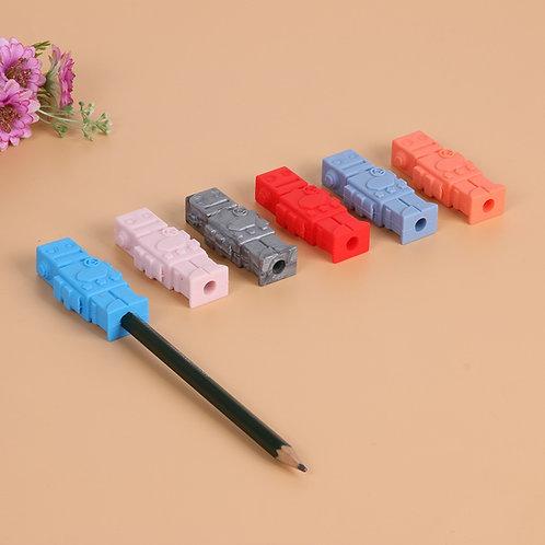 Robot silicone à mordre / Protège stylo