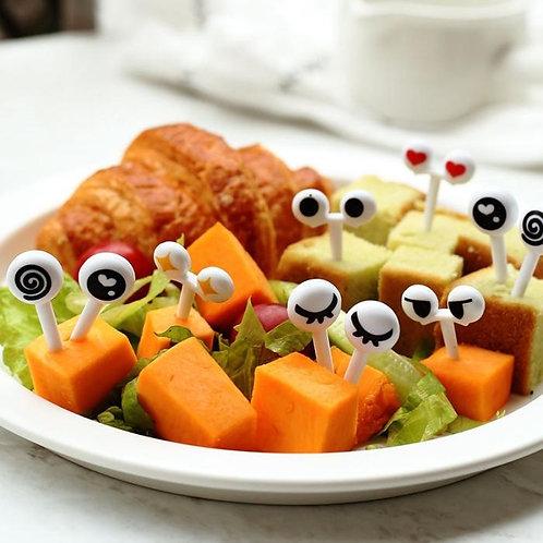 Décorations d'assiette pour motiver le repas