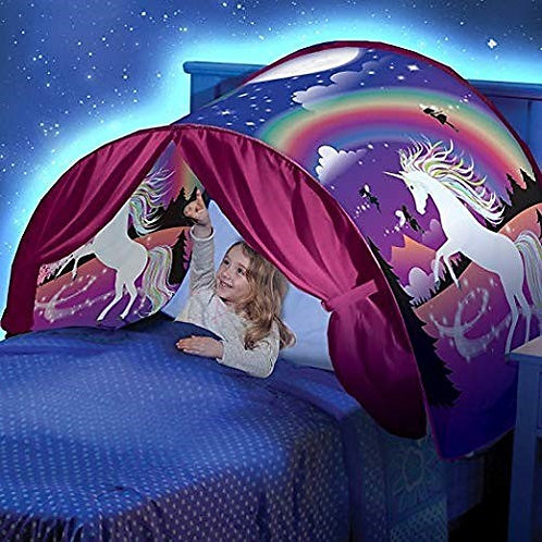 Tente de lit fille ou garçon