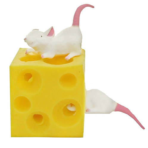 Fromage et souris anti stress