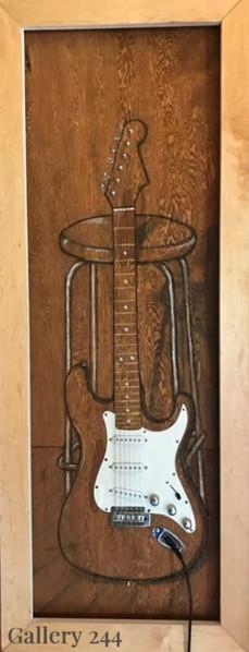 The Blue's Guitar