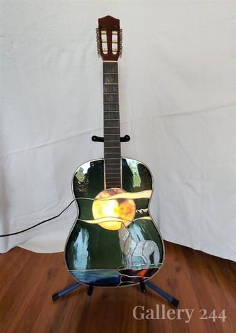 Wolf Guitar