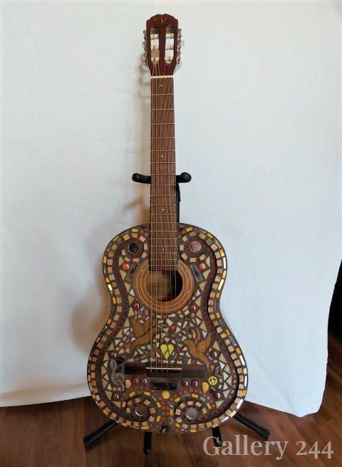 Mellow Yellow Guitar