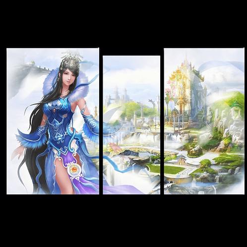 «Эльфийская деревня»