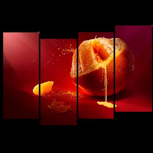 «Апельсиновый взрыв»