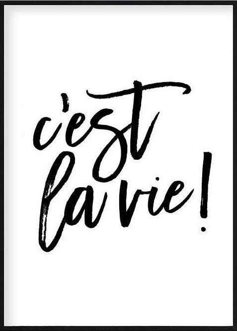 С'est la Vie