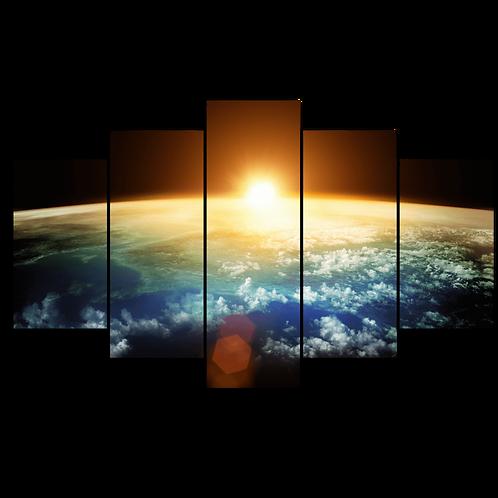 «Освещение Земли»