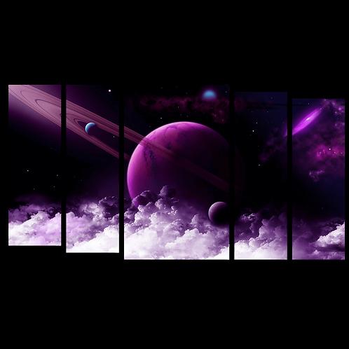 «Лиловый Сатурн»