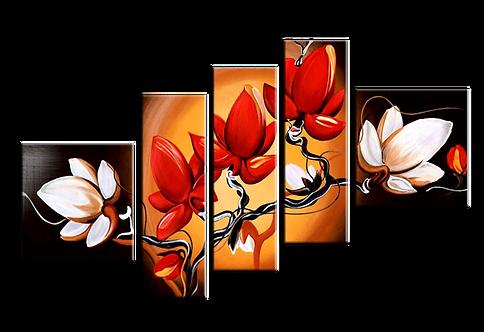 «Этюд цветов»