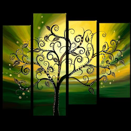 «Изящные ветви»