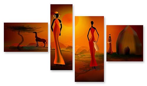 «Африканские женщины»