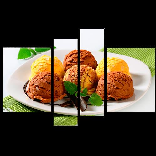 «Освежающий десерт»