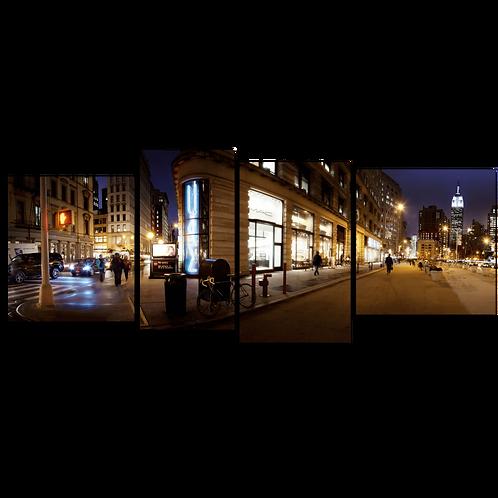 «Ночные улицы»