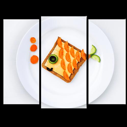 «Детское меню. Рыбка»