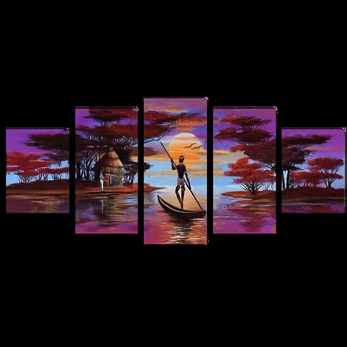 «Вниз по реке»