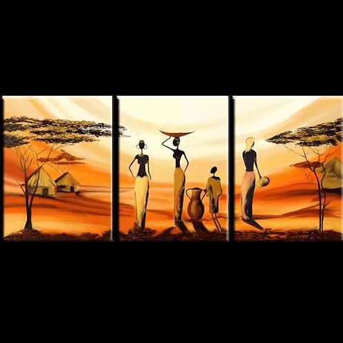 «Женщины Саванны»