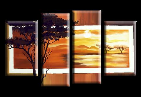 «Африканский закат»