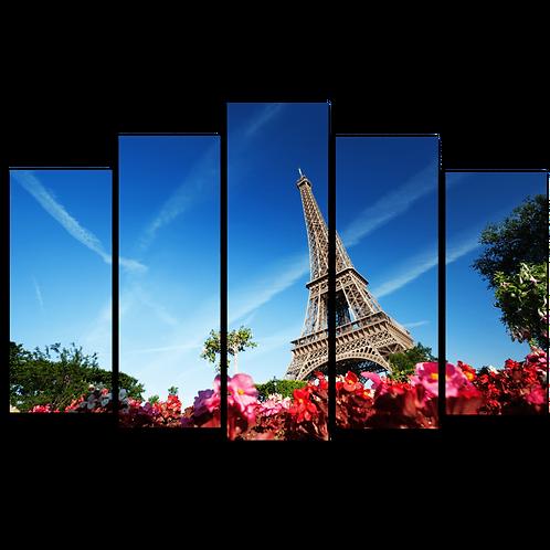 «Цветы в Париже»
