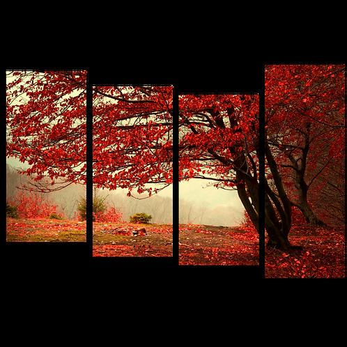 «Багряная осень»