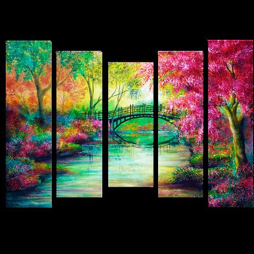 «Великолепие цвета»