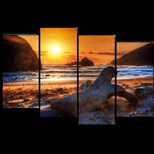 «Песчаный пляж»