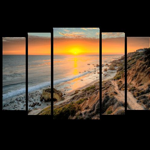 «Отражение заката»