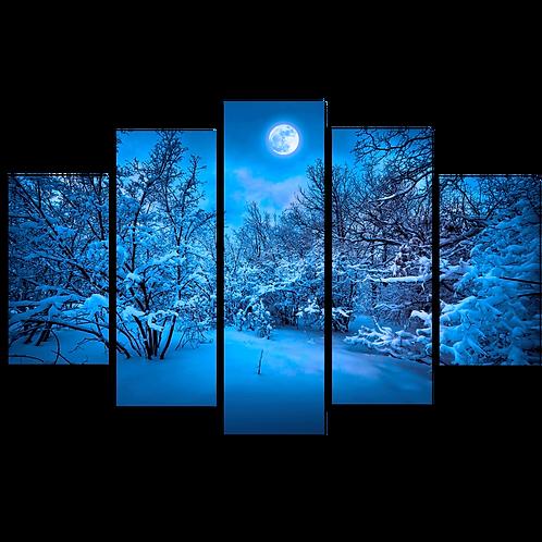 «Под снежным одеялом»