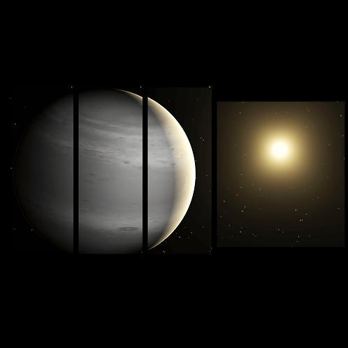 «Солнце и планета»