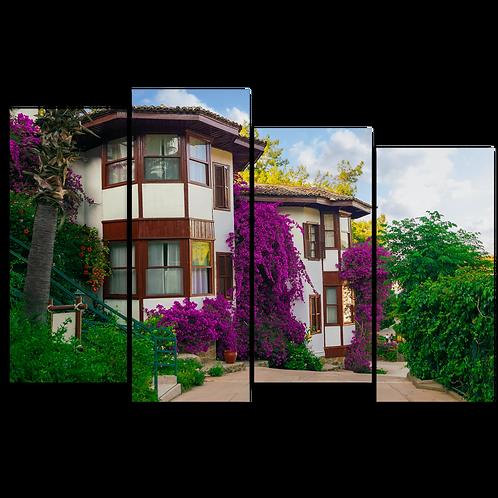 «Цветочное поместье»