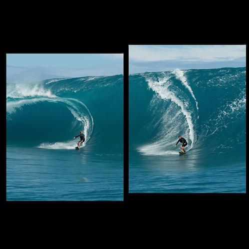 «Парный серфинг»