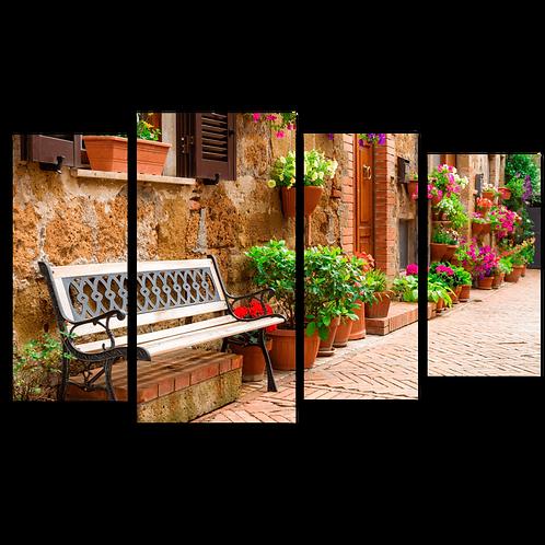 «Город цветов»
