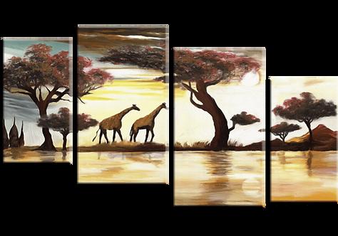 «Два жирафа»