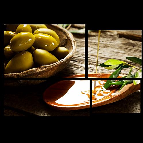 «Сочные оливки»