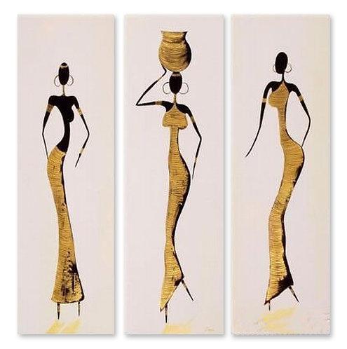 «Африканские мотивы. Триптих»