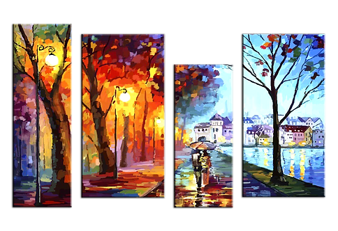 «Живопись. Осенняя Аллея»