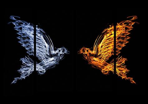 «Лёд и пламя»