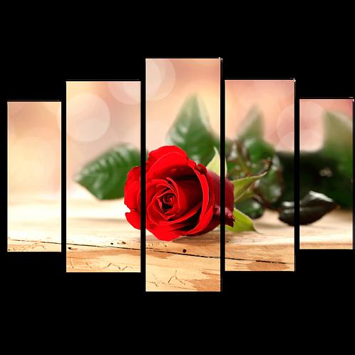 «Роза на память»