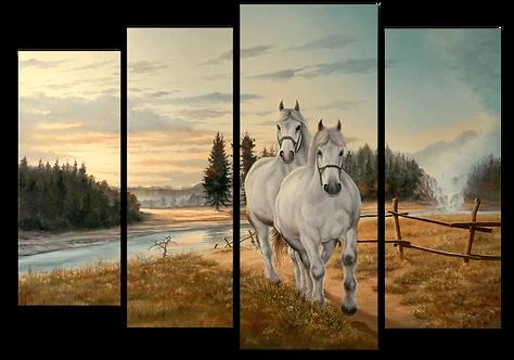 «Странствующие лошади»