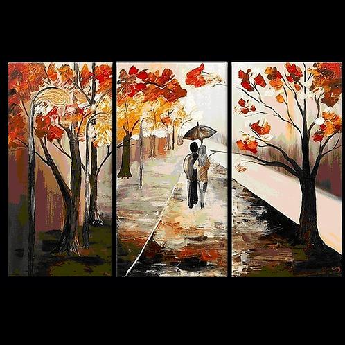 «Гуляющая пара»