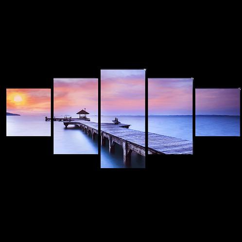 «Деревянная пристань»