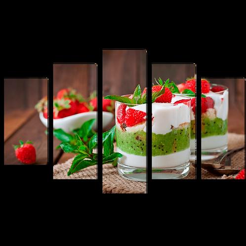 «Воздушный десерт»