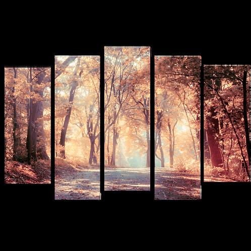 «Волшебница-осень»