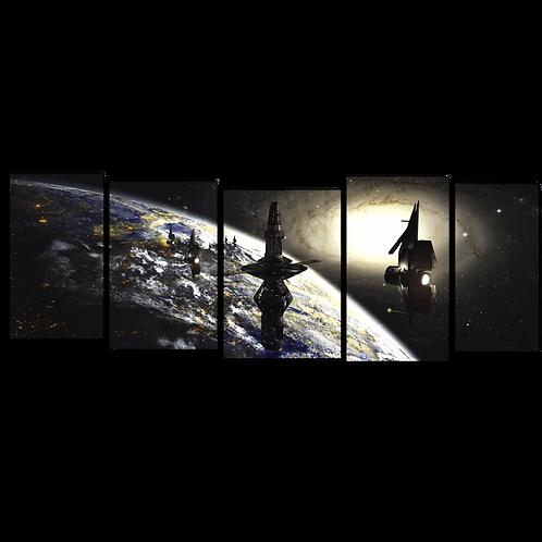 «Космические станции»
