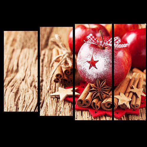 «Яблоко с корицей»