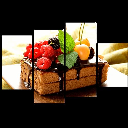 «Нежный десерт»