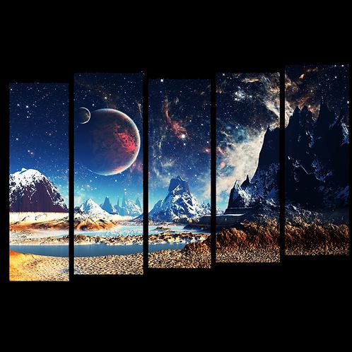 «Космический пейзаж»