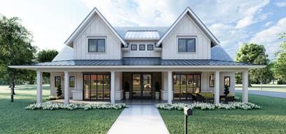 Modern Farmhouse Design